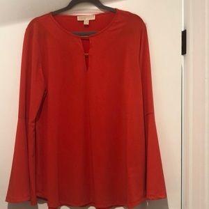 Michael Kors XL Coral Shirt
